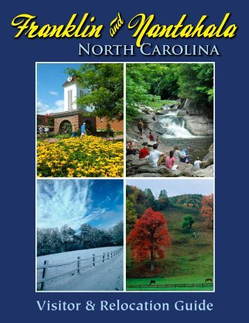 North Carolina Visitor & Relocation Guide - Franklin Chamber of ...