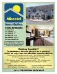 North Carolina Visitor & Relocation Guide - Franklin Chamber of ... - Page 3