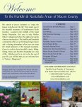 North Carolina Visitor & Relocation Guide - Franklin Chamber of ... - Page 4