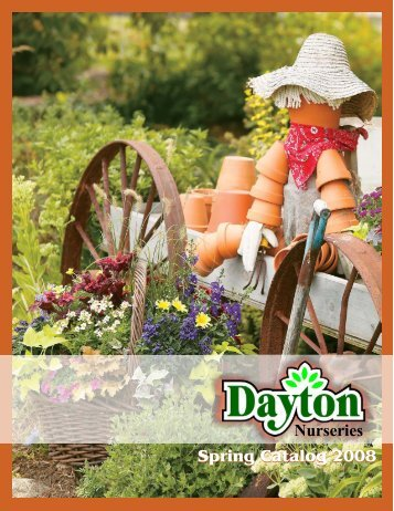 Catalog 2008 SHIP - Dayton Nursery & Garden Center
