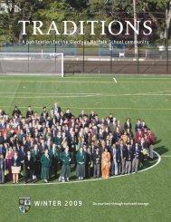 WINTER 2009 - Glenlyon Norfolk School
