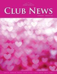 Upcoming F&B Events - Calgary Winter Club