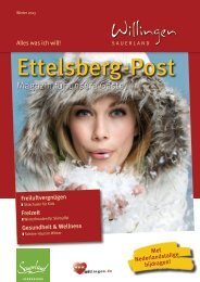 Download Ausgabe Winter 2013 als PDF - Willingen
