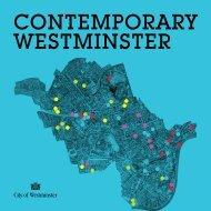 Contemporary westminster - Westminster City Council