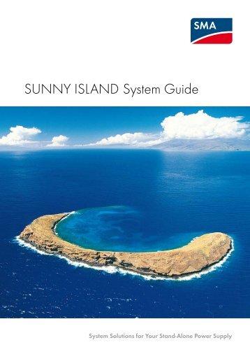 Sunny Island system Guide EN - Solar-Bazaar