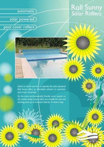 Roll Sunny - PoolStore UK Ltd.