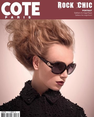COTE_PARIS SEPTEMBRE 2010 - COTE Magazine