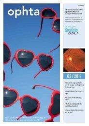 Ausgabe 3/2011 - ophta