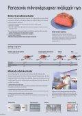 Professionella mikrovågsugnar - Daalderop - Page 4