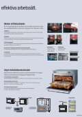 Professionella mikrovågsugnar - Daalderop - Page 5