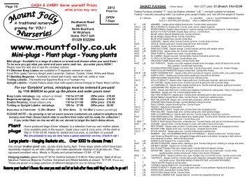 plantlist2013