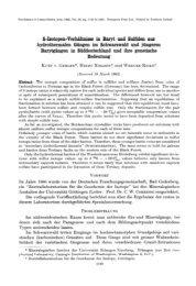 S-Isotopen-VerhUnisse in Baryt und SuMden aus hydrothermalen ...