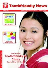 New Title - Toothfriendly International