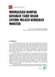 [makalah makro ekonomi] - IPB