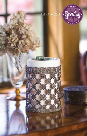 Fall/Winter 2012 - Scentsy Independent Consultant