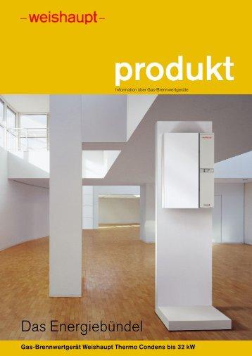 Download Prospekt 2.3 MB (pdf) - Weishaupt