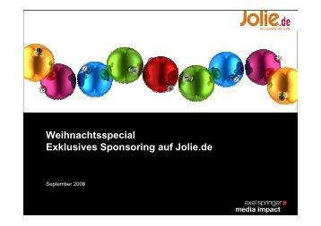 Jolie.de - Axel Springer AG