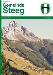 Gemeinde - Steeg - Land Tirol