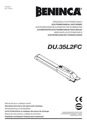 DU.35L2FC - TAS Unger OG