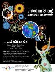 ASWR2013 - The Elementary Teachers' Federation of Ontario