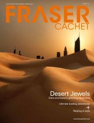 Desert Jewels - Frasers Hospitality