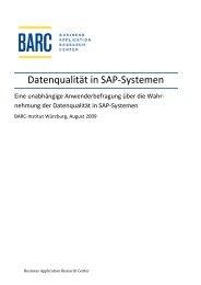Master Data Management Survey 08