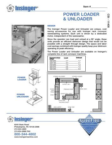 insinger machine company