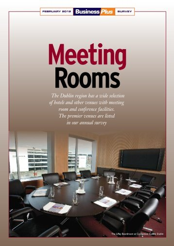 Meeting Rooms - Business Plus Online