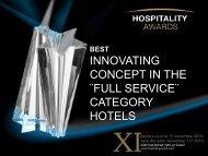 description - Worldwide Hospitality Awards