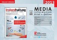 2013 - Verlag Moderne Industrie