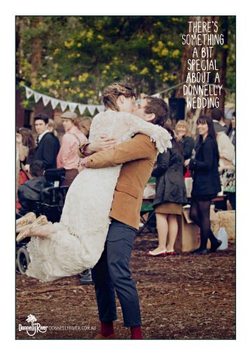 Download Our WedDing PacK - Donnelly River