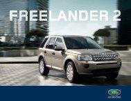 Freelander - Land Rover Web