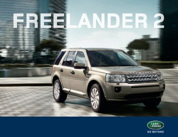 Freelander - Land Rover Web