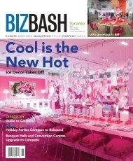 Canada Post Publication Agreement No. 40847006 - BizBash