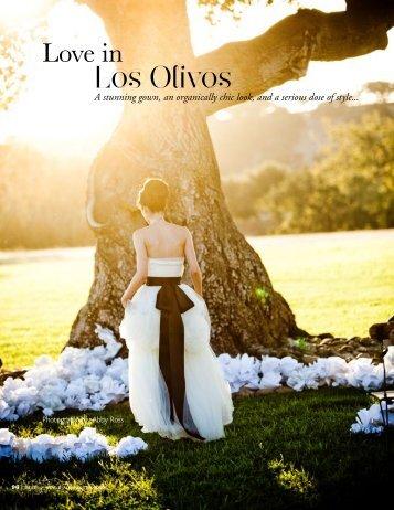 Los Olivos - Style Me Pretty