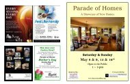 Parade of Homes - Bay County Home Builders Association
