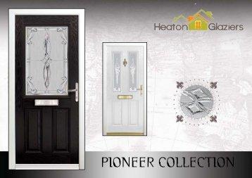 pioneer collection - Heaton Glaziers