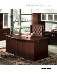 Park Avenue Collection - Exterus Business Furniture