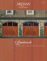 Beyond Elegance - Garage Doors from Jolicoeur