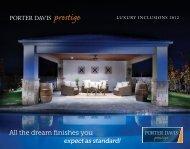 prestige - Porter Davis Homes