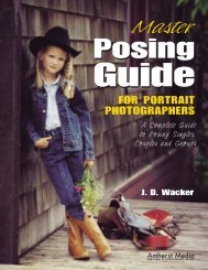 Master Posing Guide for Portrait Photographers: A Complete Guide ...