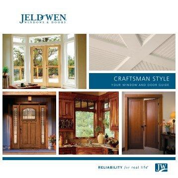 CRAFTSMAN STYLE - Olde Towne Window & Door