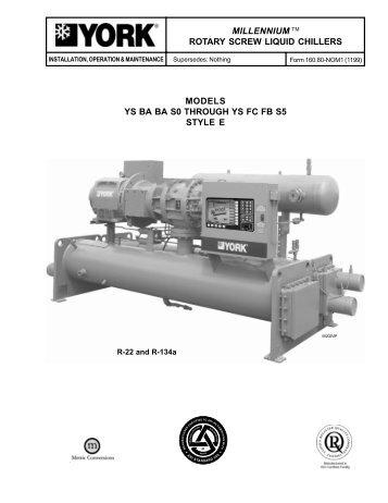 ys style e millennium rortary screw liquid johnson controls?quality=85 ycas style d millennium air cooled screw liquid chillers air york ys chiller wiring diagram at nearapp.co