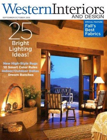 AND DESIGN - David Michael Miller Associates