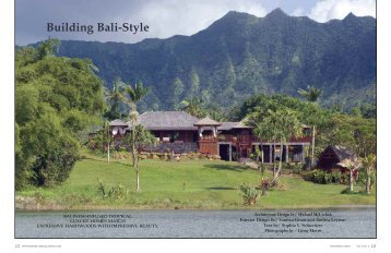 Building Bali-Style - Modern Tropical Architecture Designs