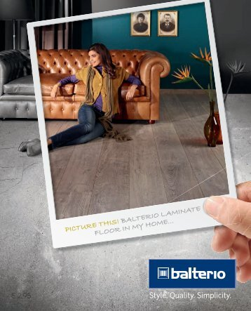 picture this! - Balterio | Laminate Flooring