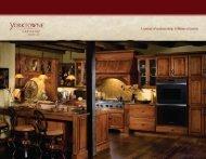 Catalog (PDF) - Yorktowne Cabinetry