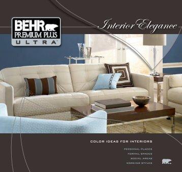 Interior Elegance - Home Depot