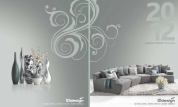 1iddeSign interior catalogue more living more StyleS more trendS ...