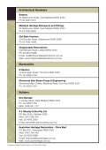 Maitland Heritage Trades Directory - Maitland City Council - Page 6